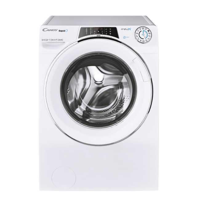 Elöltöltős mosógépek RO16106DWHC7\1-S