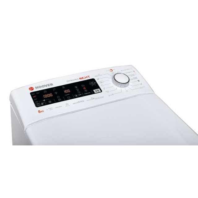 Toppmatade tvättmaskiner HNFLS S684TAH-S
