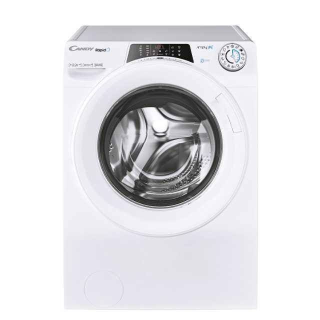 Iš priekio įkraunama skalbimo mašina RO4 1274DXH5\1-S
