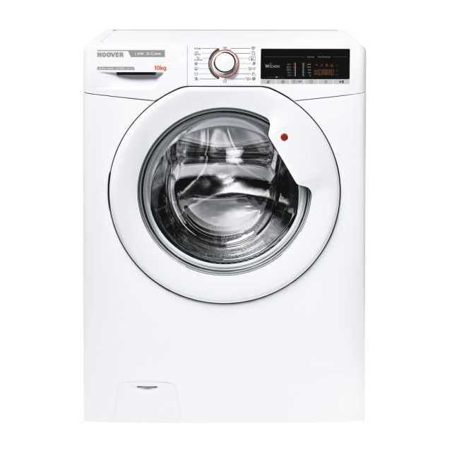 Frontbetjente vaskemaskiner HSX 14105T3