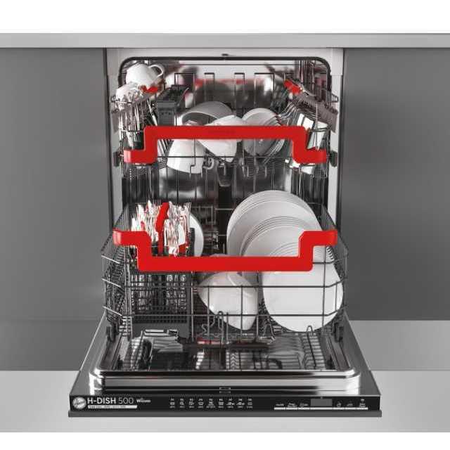 Dishwashers HRIN 4D620PB-80