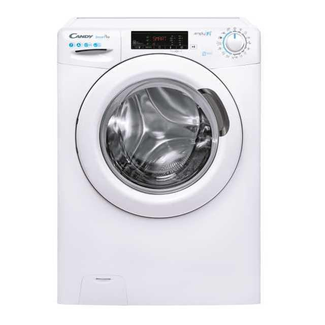 Iš priekio įkraunama skalbimo mašina CSO4 1075T3\1-S