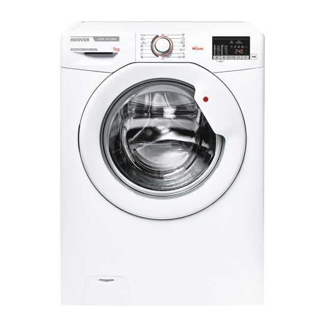 Iš priekio pakraunamos skalbimo mašinos HSX4 1272D3/1-S