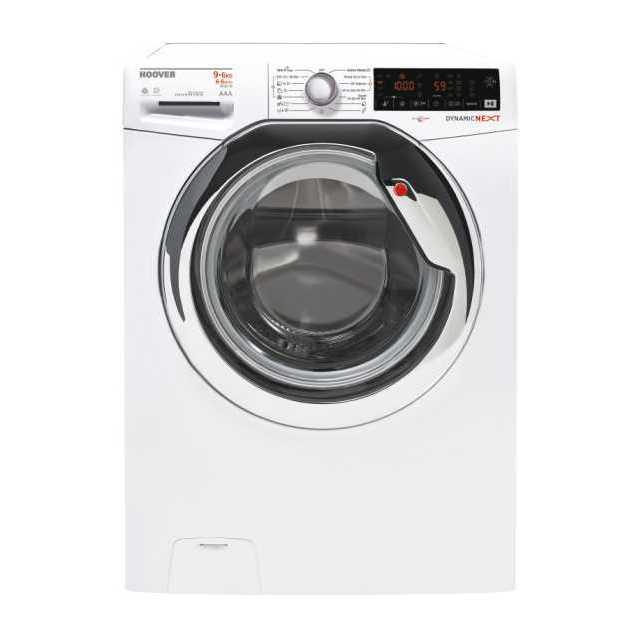 Lave-linge séchant WDWOA 596AHC-88