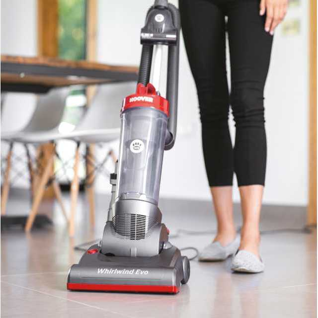 Upright vacuum cleaners WRE07P 001