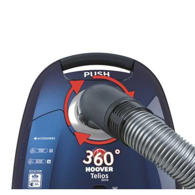 Pose støvsuger TX40PET 011