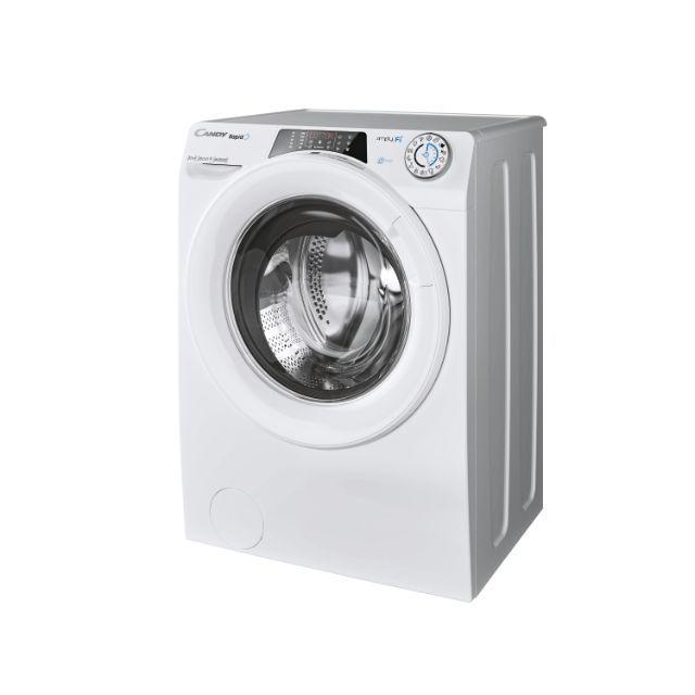 Máquinas de lavar roupa de carregamento frontal RO 16106DWME/1-S