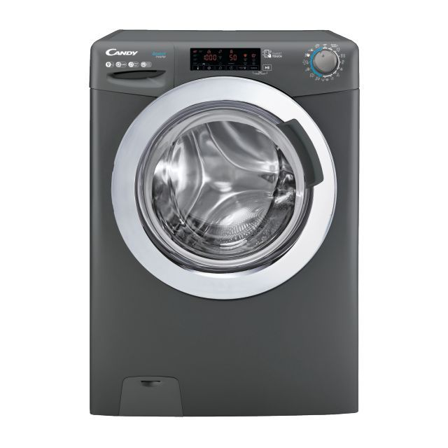 Iš priekio įkraunama skalbimo mašina CSS169TWMCRE/1-S