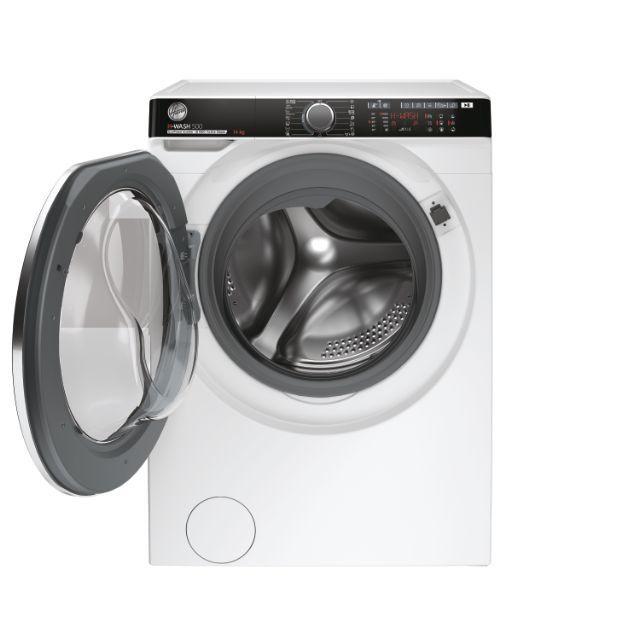 Önden yüklemeli çamaşır makineleri HWP 414AMBC/1-17