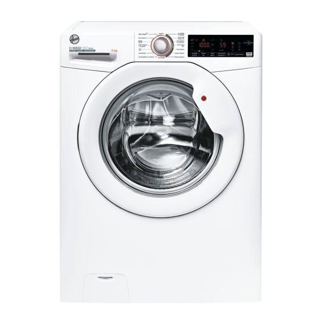 Önden yüklemeli çamaşır makineleri H3WS411TAME/1-17