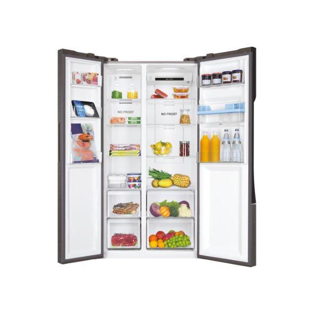 American Style Fridge Freezers HSR3918EWPG
