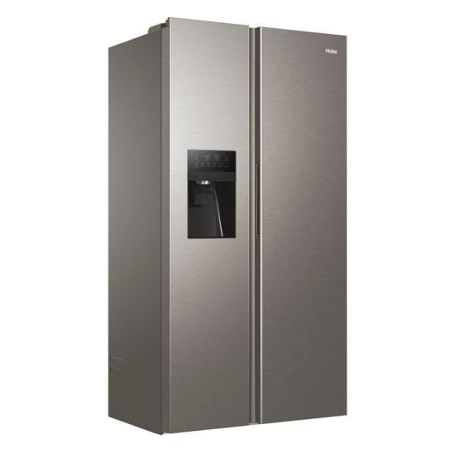 American Style Fridge Freezers HSR3918FIMP(UK)