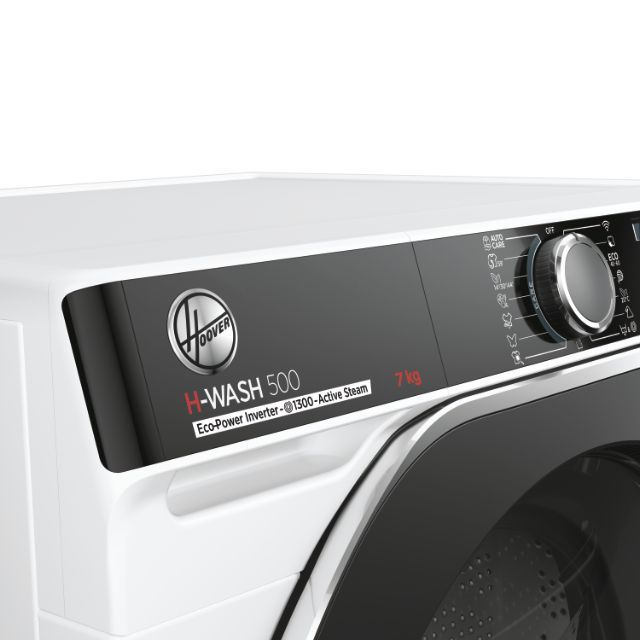 Práčky spredným plnením HWP4 37AMBC/1-S