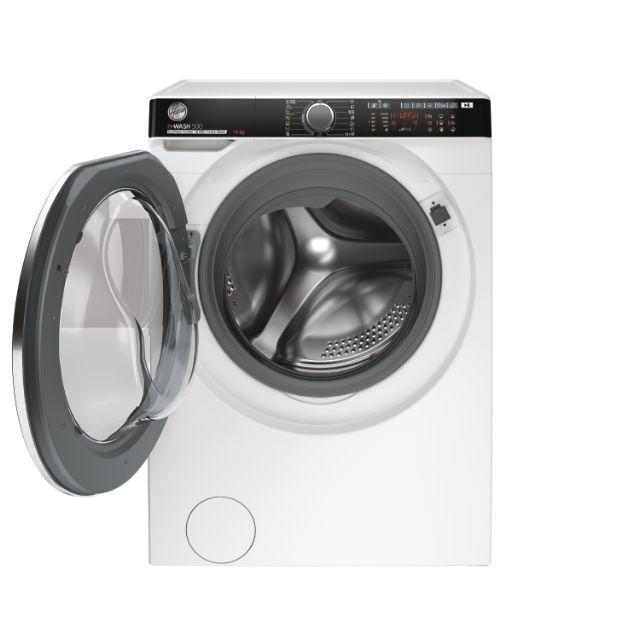 Frontbetjente vaskemaskiner HWP 414AMBC/1-S