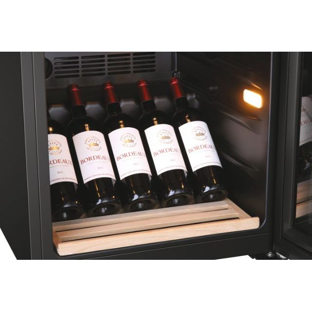 Wijnklimaatkasten HWS49GA