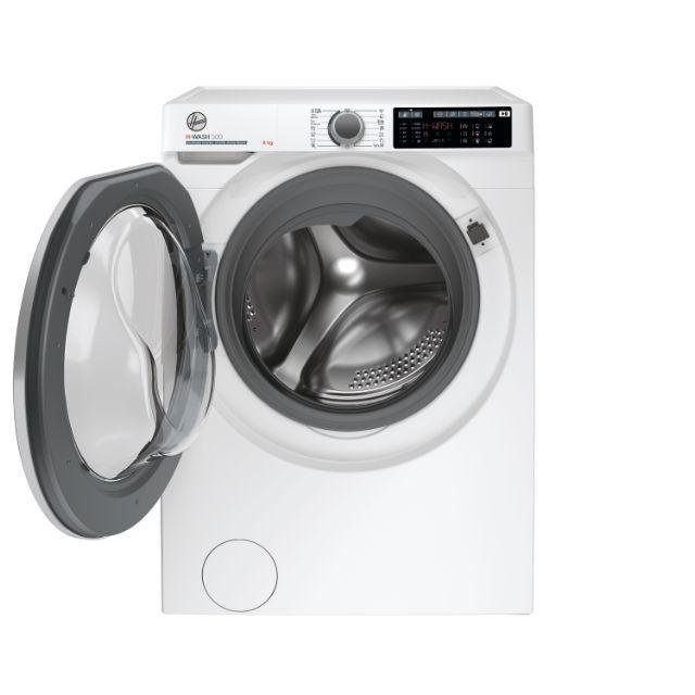 Edestä täytettävät pesukoneet HW 28AMBS/1-S
