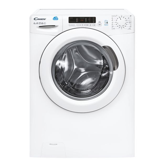 Iš priekio įkraunama skalbimo mašina CS4 1262D3/1-S