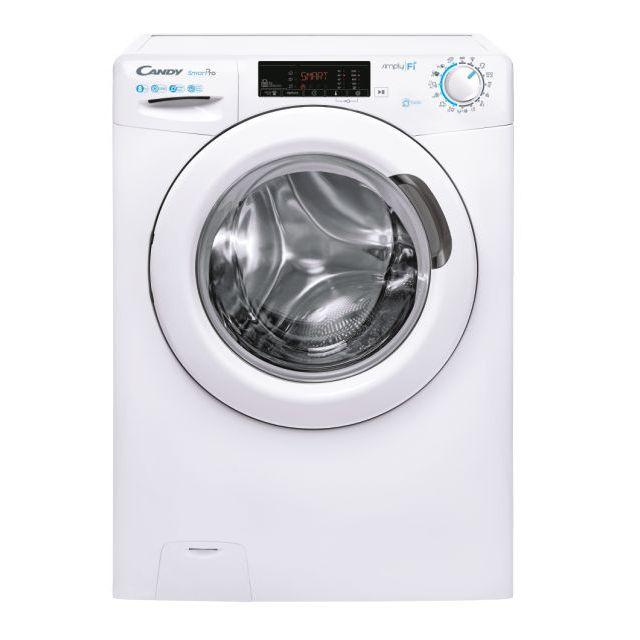 Máquinas de lavar roupa de carregamento frontal CSO 1285TE-S