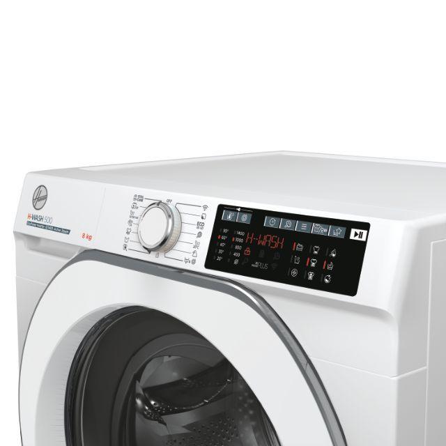 Frontbetjente vaskemaskiner HW 48AMC/1-S