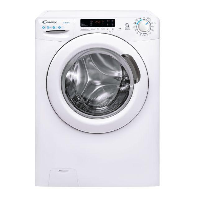 Iš priekio įkraunama skalbimo mašina CS 1382DE-S