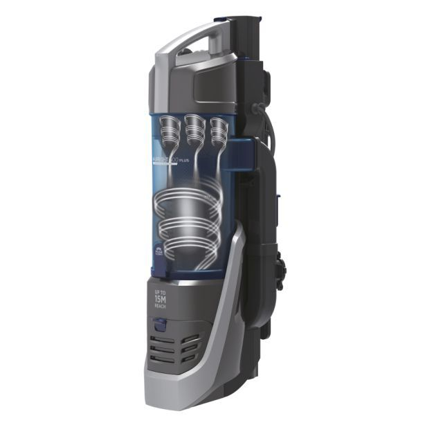 Upright vacuum cleaners HU500SGP 001