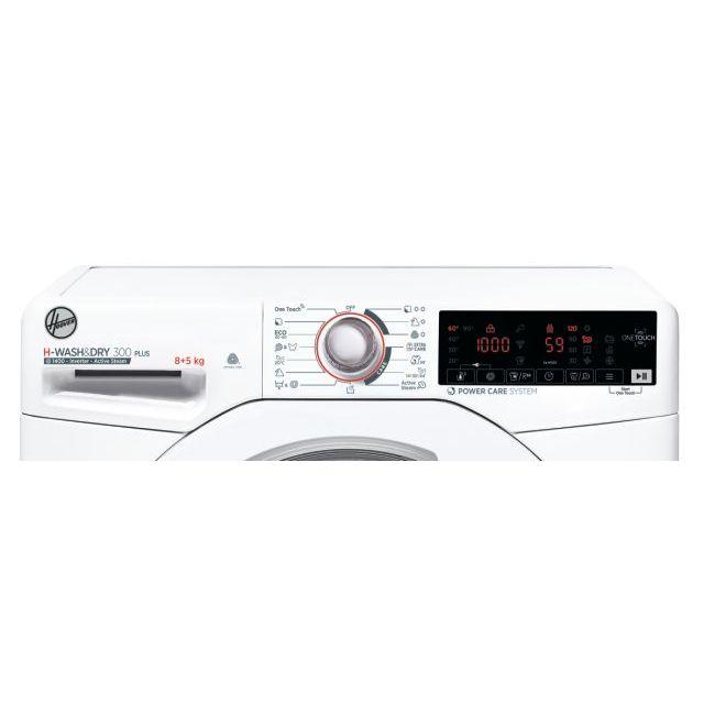 Kuivaavat pesukoneet H3DS 485TAME/1-S