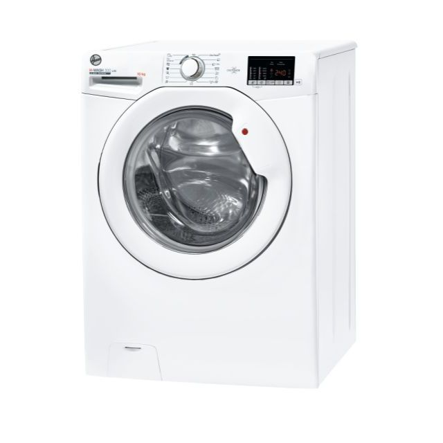 Edestä täytettävät pesukoneet H3W 4102DE/1-S