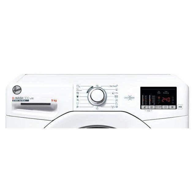 Edestä täytettävät pesukoneet H3W 492DE-S