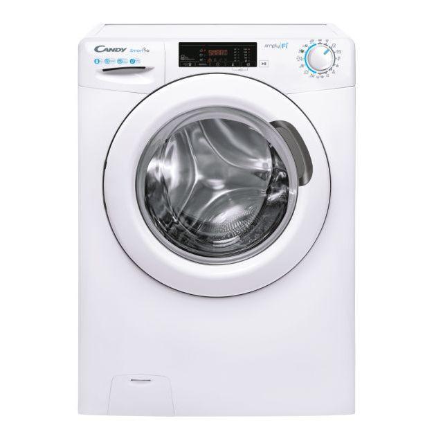Iš priekio įkraunama skalbimo mašina CO 1285TXE-S