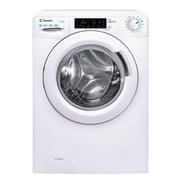 Iš priekio įkraunama skalbimo mašina CS44 128TXME/2-S