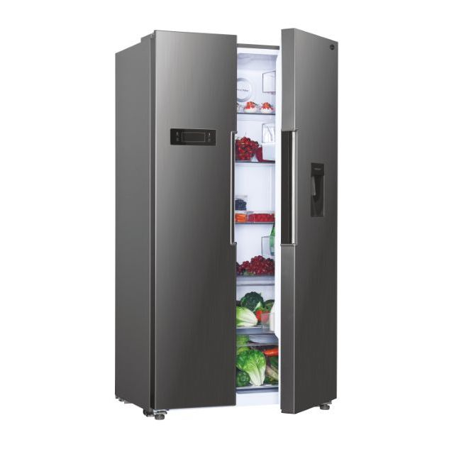 Kühlschränke HHSBSO 6174XWD
