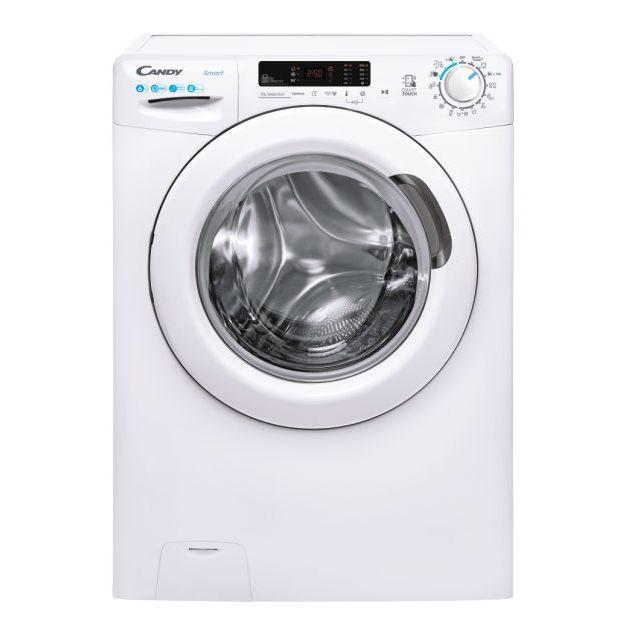 Iš priekio įkraunama skalbimo mašina CS4 1062DE/1-S