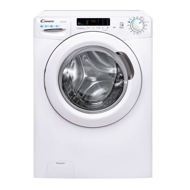 Iš priekio įkraunama skalbimo mašina CS4 1272DE/1-S