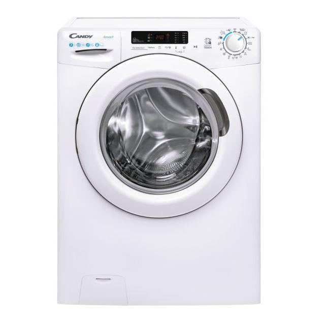 Iš priekio įkraunama skalbimo mašina CS4 1172DE/1-S