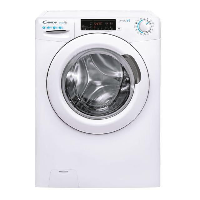 Iš priekio įkraunama skalbimo mašina CSO4 1265TE/1-S