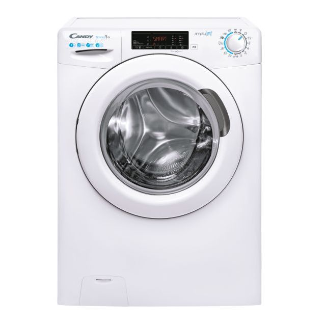 Máquinas de lavar roupa de carregamento frontal CSO 1275TE/1-S