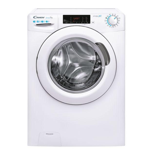 Iš priekio įkraunama skalbimo mašina CSO4 1275TE/1-S
