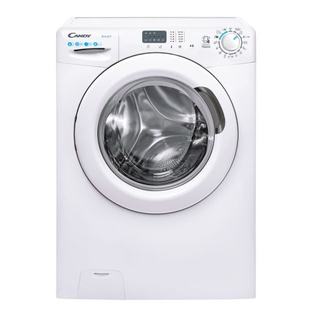 Iš priekio įkraunama skalbimo mašina CS4 1061DE/1-S