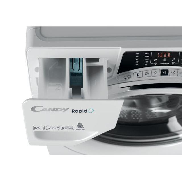 Masini de spalat rufe cu uscator ROW41494DWMCE-S