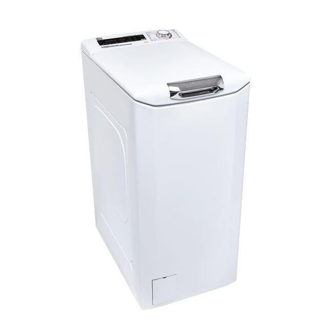 Toppmatade tvättmaskiner H3TFSMP48TAMCE-S