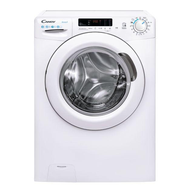 Iš priekio įkraunama skalbimo mašina CS34 1252DE/2-S