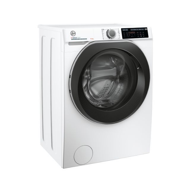 Edestä täytettävät pesukoneet HWQ 610AMBS/1-S