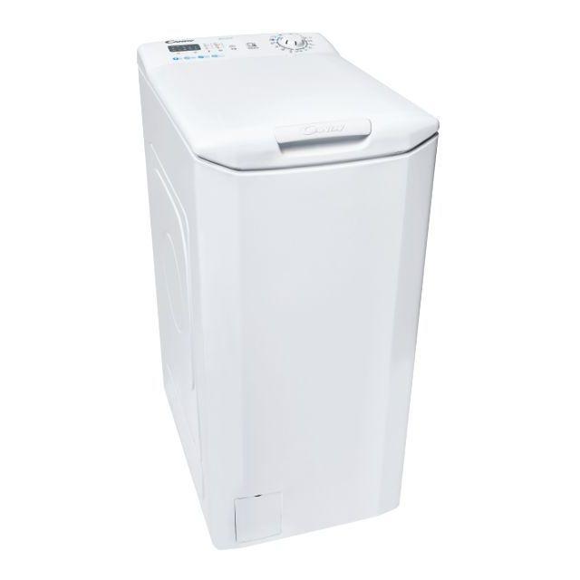 Päältä täytettävät pesukoneet CST 27LE/1-S