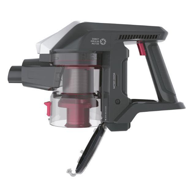 Draadloze steelstofzuigers HF322HM 011