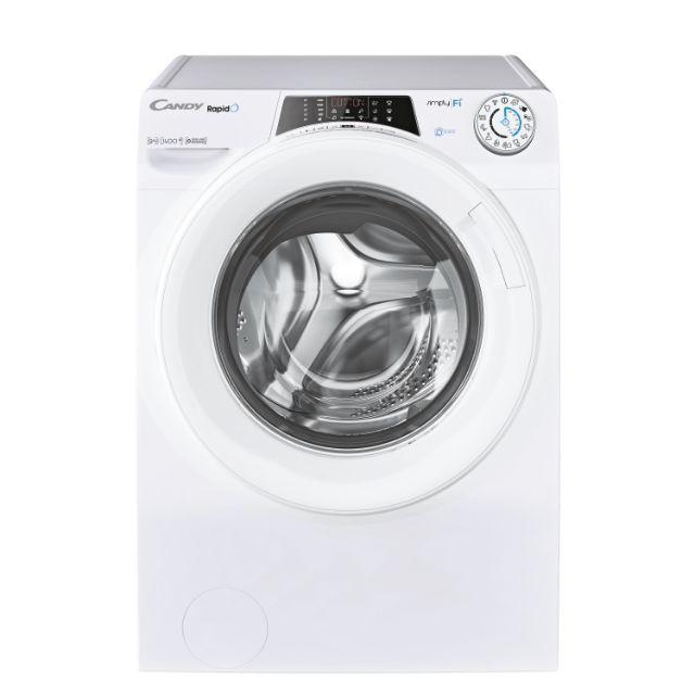 Máquinas de lavar roupa de carregamento frontal RO 1496DWME/1-S