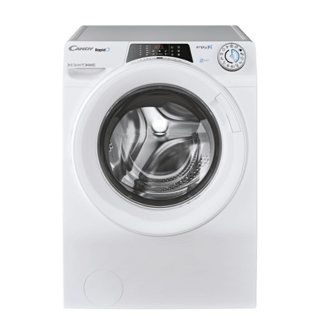 Máquinas de lavar roupa de carregamento frontal RO 1484DWME/1-S