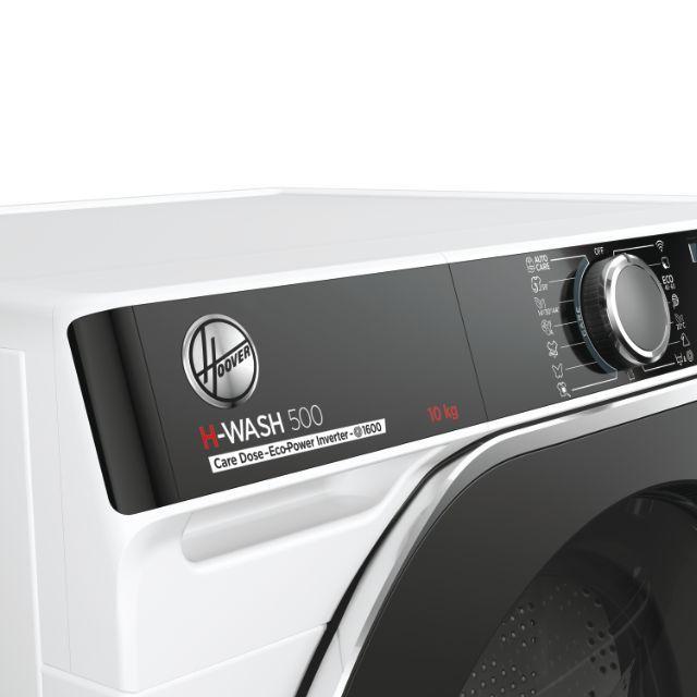 Lave-linge hublot HWPD 610AMBC/1-S
