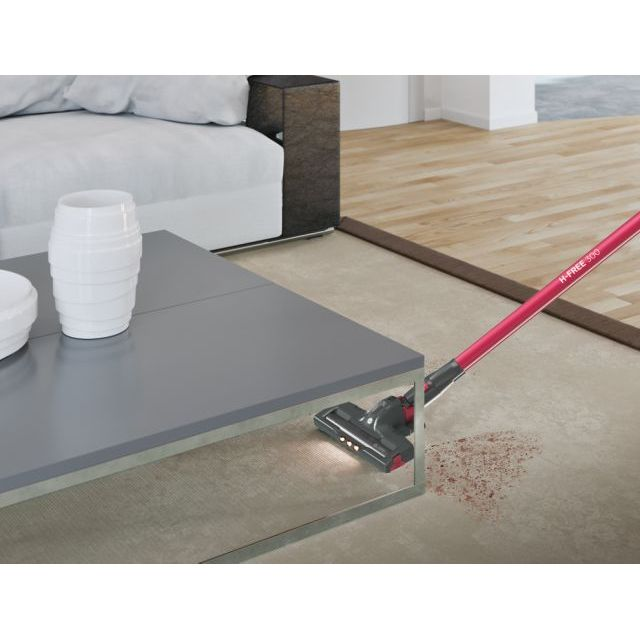 Cordless vacuum cleaners HF322HM 001
