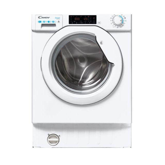 Máquinas de lavar e de secar roupa CBD 485TWME/1-S