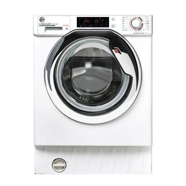 Máquinas de lavar e de secar roupa HBDO485TAMCE/1-S